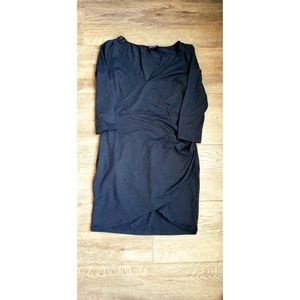 Nasty Gal 3/4 sleeve bodycon